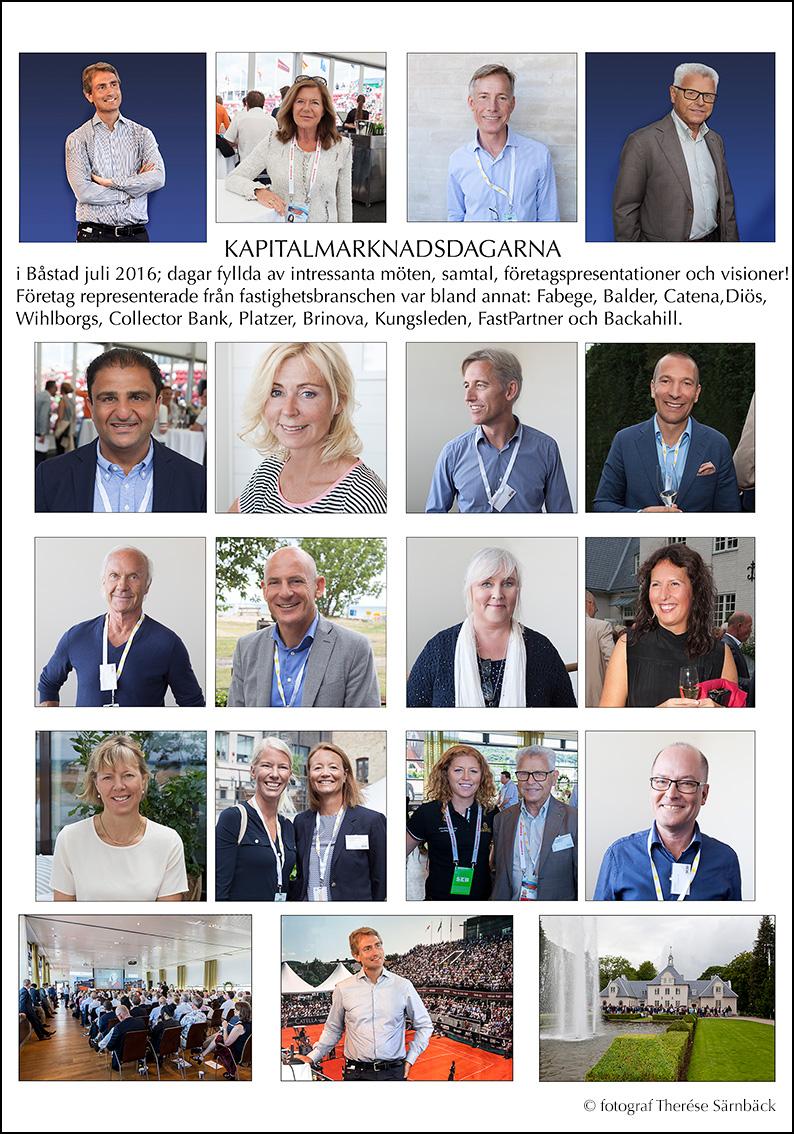 Kapitalmarknadsdagarna 2016 Båstad